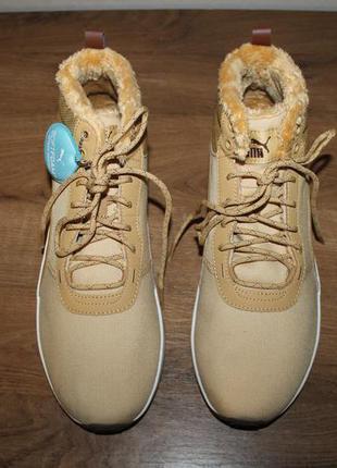 Зимові кросівки puma st activate mid wtr, 42.5, 45 розміри