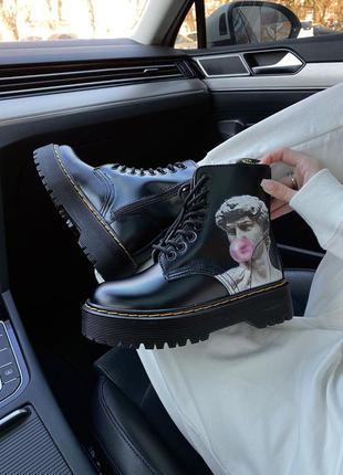 Шикарные женские осенние ботинки топ качество 🎁