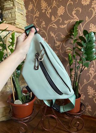 Бананка, сумка на пояс, поясная сумка, барыжка
