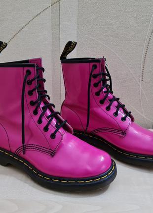 Ботинки dr. martens 1460 w оригинал размер 39