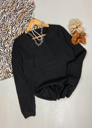 Базовый лаконичный свитер