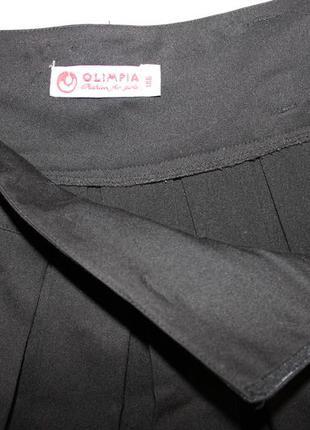 """Черная школьная юбка """"olimpia"""""""