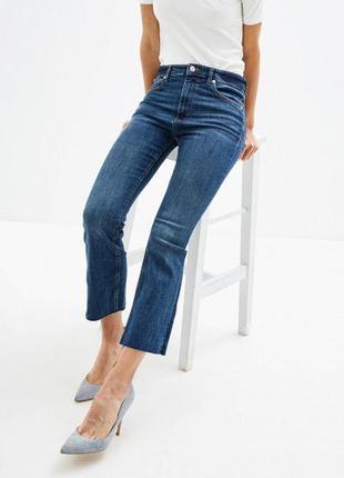 Mango  boot crop джинсы штаны джинси