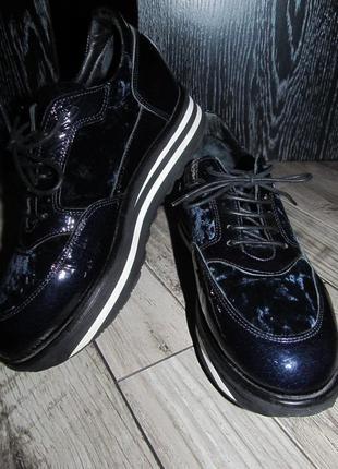 Laura bellariva премиум кроссовки сникерсы италия р. 36 - 23,5см