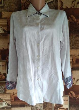 Италия премиум рубашка р. 42