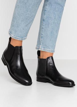 Люкс ботинки челси melvin & hamilton р. 38 -25см