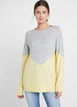 Свободный свитер vero moda m, можно на l