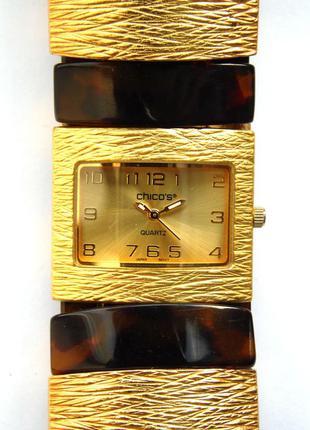 Chico's часы из сша механизм japan miyota