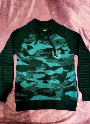 Свитер, свитшот, кофта, толстовка, шерстяной свитер