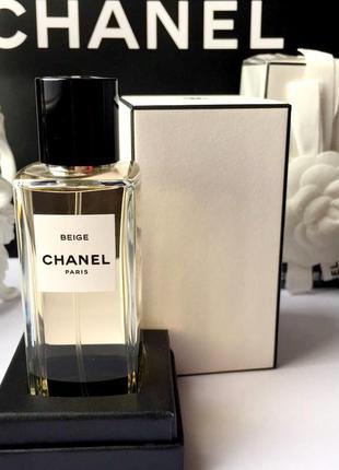 Chanel les exclusifs de chanel beige оригинал затест распив и отливанты аромата