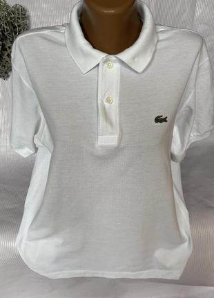 Стильная футболка lacoste