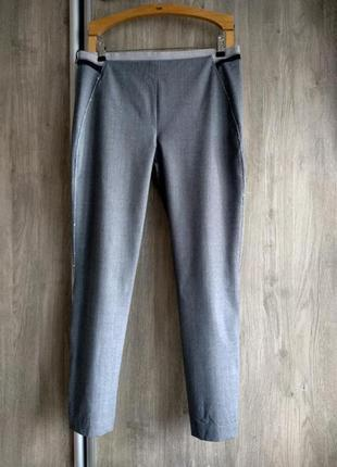 Lorena antoniazzi шикарные шерстяные брюки