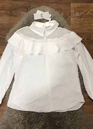Шикарная блуза x&t fashion