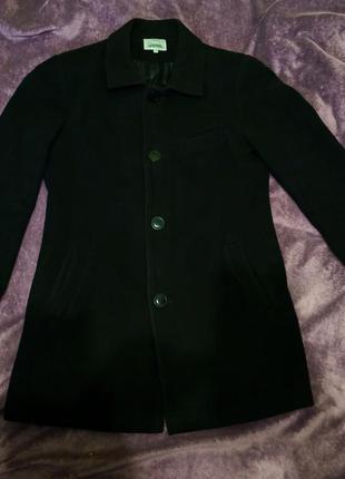 Пальто приталенное, куртка, ветровка