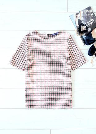 Элегантная блуза из крепового трикотажа