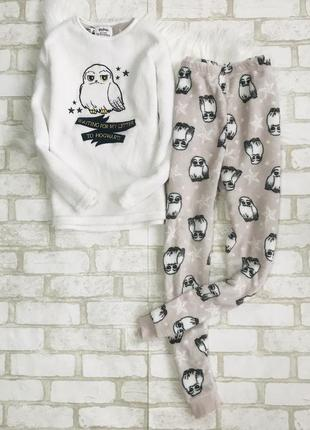 Тёплая пижама