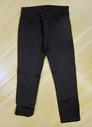 Утеплені джинси на 8-10р.