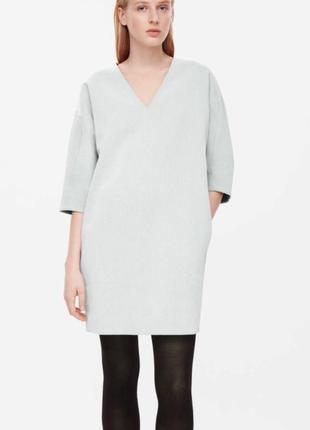 Плаття cos, подвійна текстура, плотна розмір хс-s🔥 cos