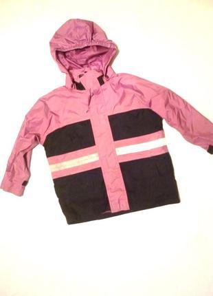 1+1=3 куртка ветровка  унисекс