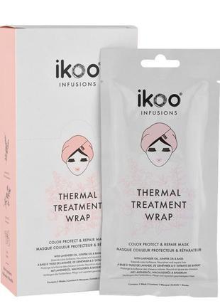 Маски для волос ikoo thermal
