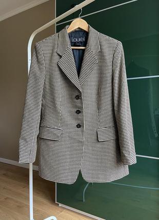 Великолепный пиджак от laurel винтаж