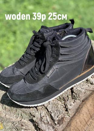 Демисезонные ботинки woden