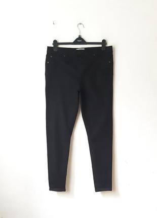 Стрейчевые джинсы джеггинсы