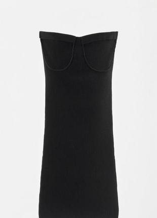 Трикотажна сукня zara