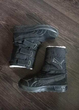 Оригинальные фирменные термосапоги ботинки