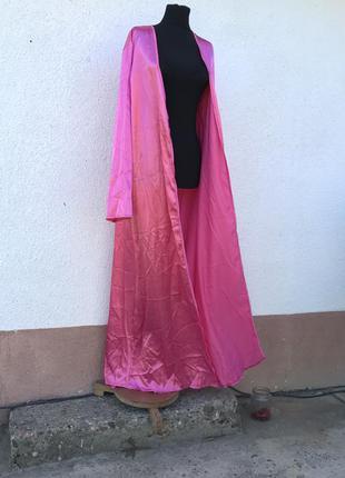 Шикарный халат длинный