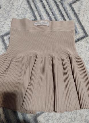 Шикарная юбка silvian heach италия размер с