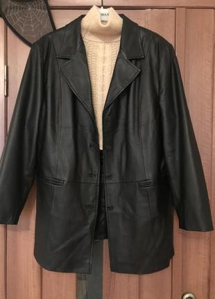 Куртка пиджак оверсайс