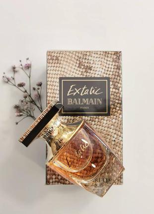 Франция 🇫🇷 духи balmain extatic 40/60/90мл edt/edp, парфюмированная вода, оригинал