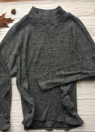 Джемпер гольф водолазка свитер сарая