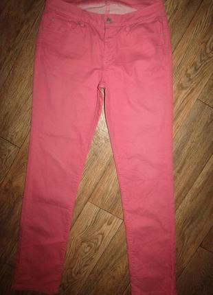 Брюки джинсы р-р 32-14 стрейч высокий рост esprit