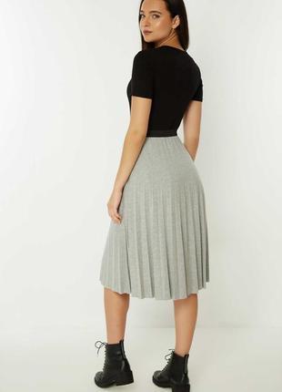Базовая юбка плиссе 16/50-52 размера