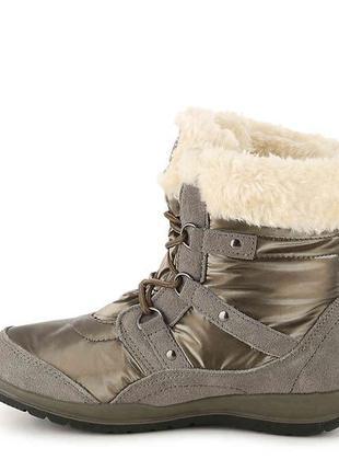 Непромокаемые ботинки kamik с мембраной