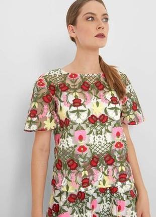 Блузка шикарная кружевная orsay