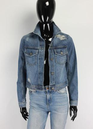 Джинсовая куртка джинсовка helmut margiela acne dsquared
