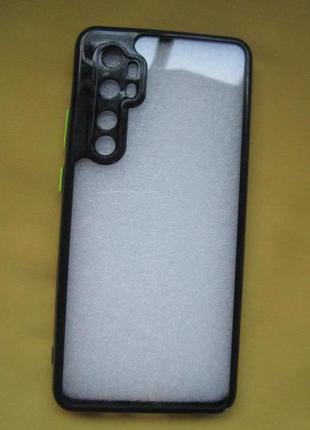 Новый чехол на телефон xiaomi redmi  note 10 lite, сток