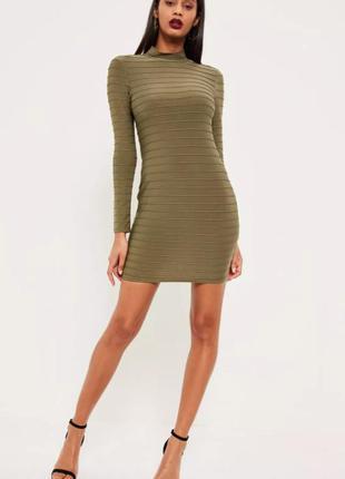 Элегантное платье с открытой спиной missguided s-m