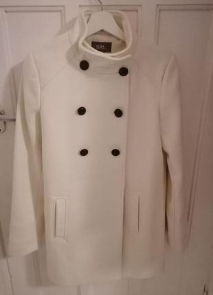 Белое пальто grain de malice (gdm)