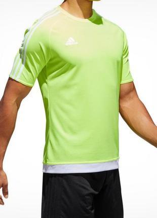 Футболка спортивная adidas climalite 13-15л.