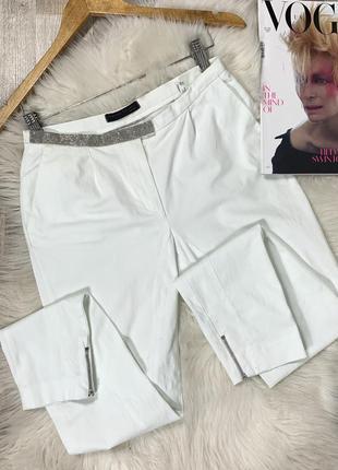 Круті еластичні брюки-fabiana filippi black label оригінал хс