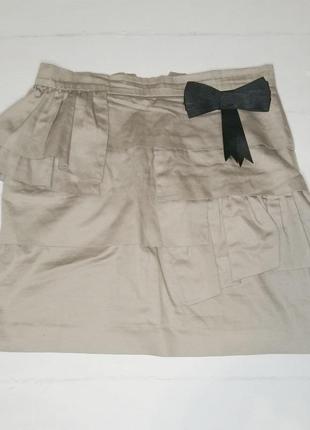 Хлопковая юбка benchetti