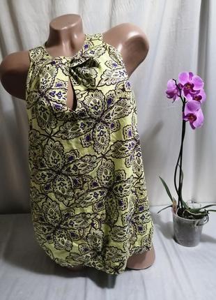 Майка блуза принт