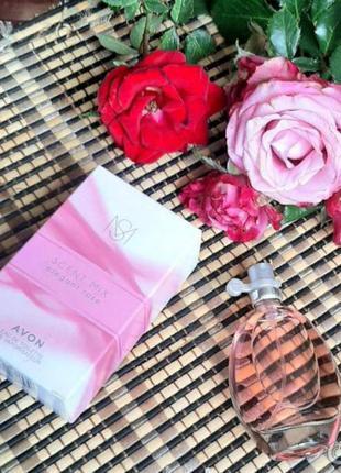 """🌹женская туалетна вода""""avon elegant rose"""",30 мл."""