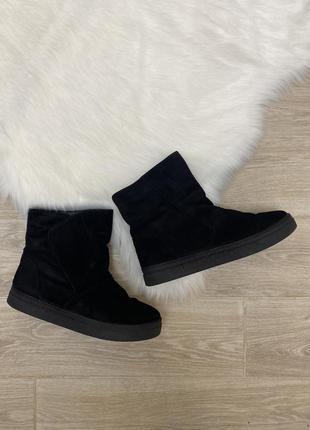 Ботинки, челси, зима