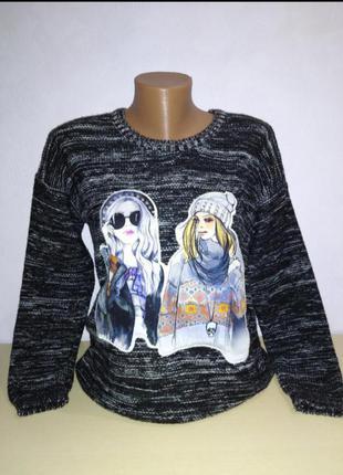 Классный свитер турция