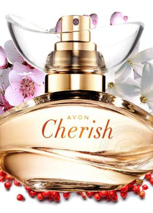 Avon cherish парфюмированная вода